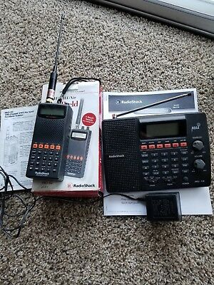 Radio shack pro 136 scanner manual