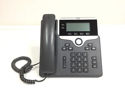 Used Cisco IP Phone CP-7821 Business Telephone TAX INVOICE