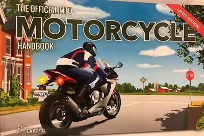 The Official MTO Motorcycle Handbook