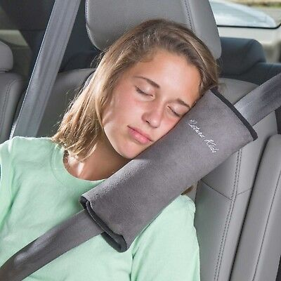 Kids Car Safety Strap Cover Harness Travel Seat Belt Pillow(2-Pack) US