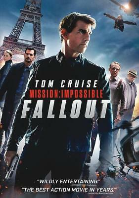 Mission: Impossible - Fallout (2018), DVD