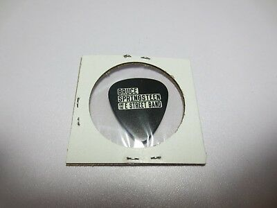 Bruce Springsteen Guitar Pick - promo