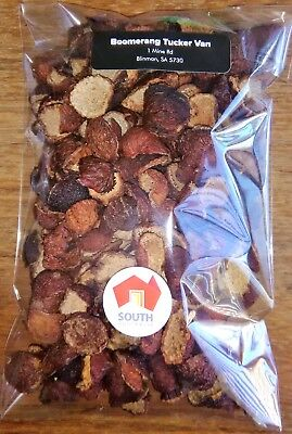 QUALITY DRIED QUANDONG (wild peach) 200g = approx 680g fresh