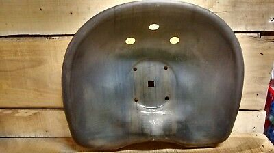 New Large Deep Size Metal Heavy Duty Tractor Seat  Farm & Ranch Decor