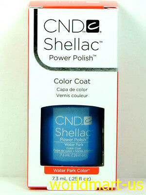 CND Shellac GelColor UV/LED: #09942_Water Park 0.25fl.Oz