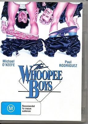 Whoopee Boys, The - Michael O'keefe & Paul Rodriguez  New All Region Dvd