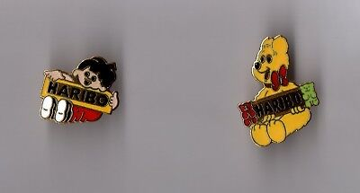 pin's bonbon Haribo (EGF) disponible en 2 versions