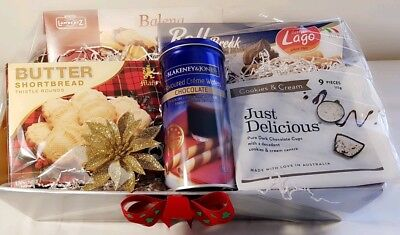 Christmas Gift Hamper, Sweet Tooth Gift Box.BUY in bulk and save on postage