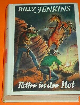 Billy Jenkins - Band 78 - Retter In Der Not / Kein Lb / Uta Verlag / Z1/1-