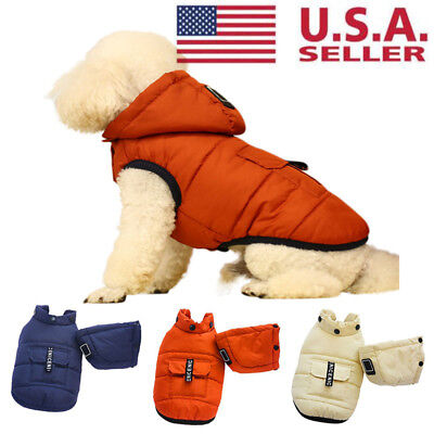 Winter Pet Dog Fleece Harness Vest Puppy Warm Sweater Coat Shirt Jacket Apparel