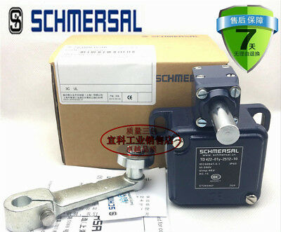 1PC New SCHMERSAL Limit switch TD 422-01y-2512-10 free shipping