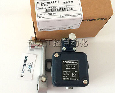 1PC New SCHMERSAL Limit switch TD 422-11y-1090/2512 free shipping