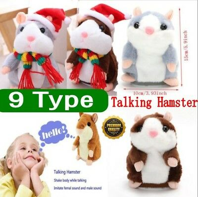 Cheeky Hamster Christmas Gift High Quality + Free shipping 2019 -DK