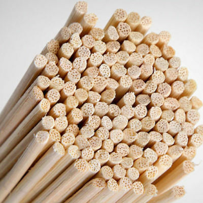 Refill Replacement Stick Rattan Reed Fragrance Diffuser Home Decor Gift 100 Pcs