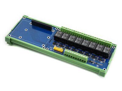 WaveShare Raspberry Pi 8 Channel Relay Expansion Board,5A 250V AC WS15423