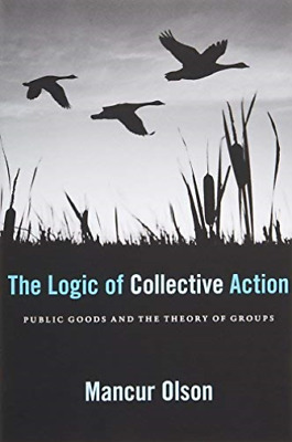 `Olson, Mancur, Jr. (Edt)`-Logic Of Collective Action (UK IMPORT) BOOK NEW