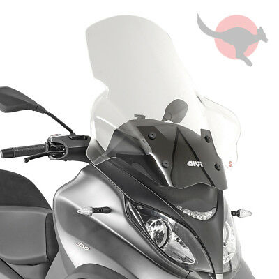 Parabrezza [Givi] Piaggio Mp3 350/500 Sport / Business (2018) - Cod.d5613St