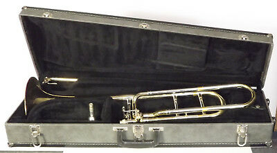 Nice  Blessing B88-O Trigger Trombone Outfit - Plays Well