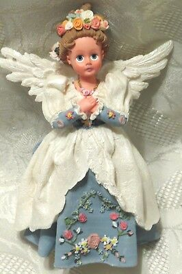 Madame Alexander Ultimate Angel Resin Doll Figurine Cira 2000 Adorable