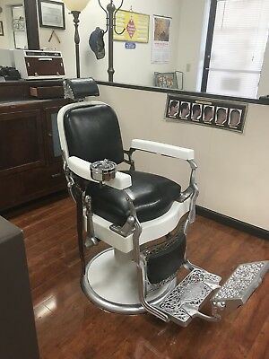 koken barber chair