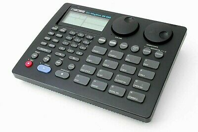 Boss Dr-660 Dr Rhythm Drum Machine + Manual & Power Supply 770
