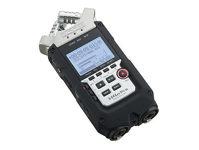 Zoom H4N Pro Handy Multi Track Recorder Stereo Microphone 4Gb Sd Card H2N H5 H6