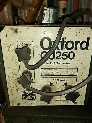 Oxford DC Inverter welder