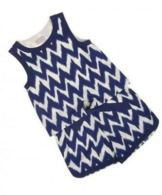 Girls new gorgeous navy playsuit age 2-3 6-7  9-10  11-12 years