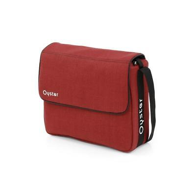 Tango Red BabyStyle Oyster Changing Bag