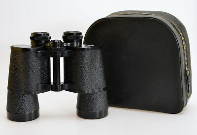JENOPTEM 10x50W multi-coated CARL ZEISS JENA m. Tasche ! (4600)