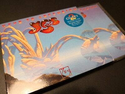 CD - YES - Keys to Ascension - LIVE 1996 - Doppel-CD - Top Zustand inkl. Poster