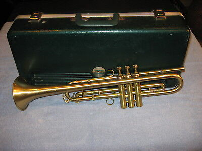 VG cond. vintage '28 - '38 Conn New Era 58B trumpet with case