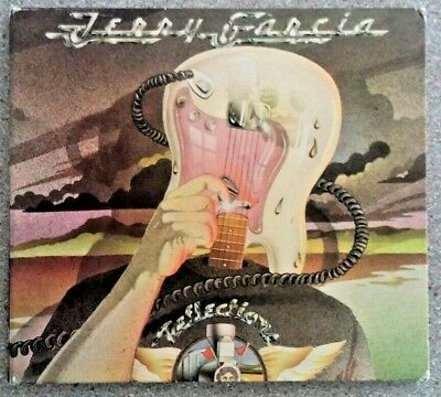 Grateful Dead's Jerry Garcia Reflections 1976 CD Remastered 2004 VERY RARE OOP