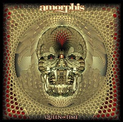 Amorphis 'Queen Of Time' CD - NEW