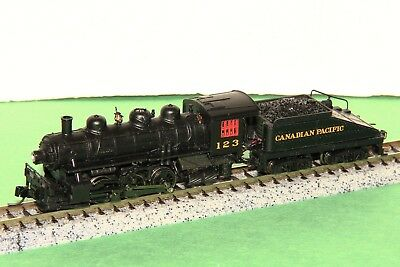 Bachmann Canadian Pacific (CPR) USRA 0-6-0 Switcher with DCC N-Scale