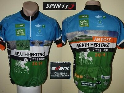 Bike Cycling Jersey Trikot Camiseta Maglia Shirt MEATH HERITAGE CYCLE TOUR  2014 a07aa413b