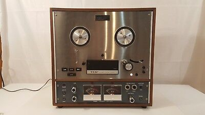 Vintage TEAC A-4010S Reel To Reel Tape Machine (As Is For Repair)