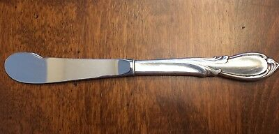 "International Sterling Flatware ""Rhapsody"" Butter Knife 6"" Silver 925"