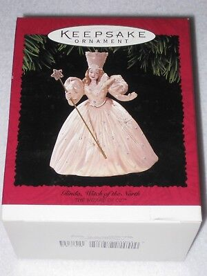 Glinda Witch Of The North Wizard Of Oz Hallmark Keepsake Ornament