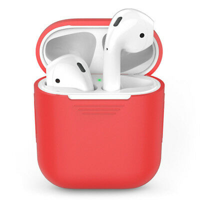 1 PCS Bluetooth  Wireless Charging Box Earphone Case Air Pods Dust-proof Case