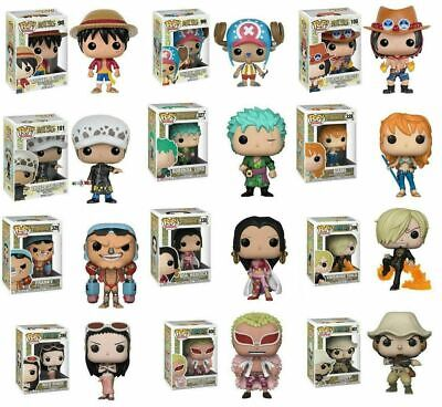 One Piece Animation Funko Pop Wave 1, 2 & 3 Characters Vinyl Figure Collectibles