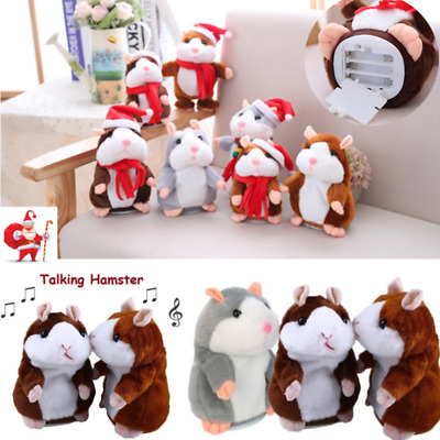 Cheeky Hamster Christmas Baby Kids Gift High Quality + Free Shipping Kids TOYS /