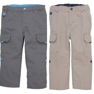 WRANGLER Toddler Boy Outdoor Performance Roll-up Pants - Dune Beige Or Gray