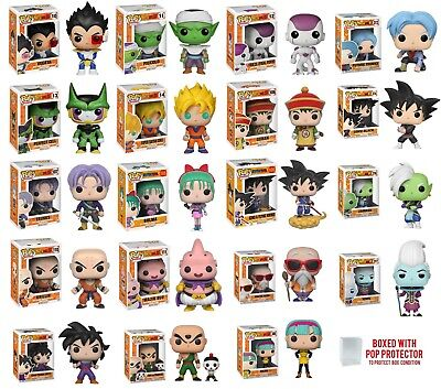 Dragonball Z & Super Wave Series Animation Funko Pop! Vinyl Figure Collectibles