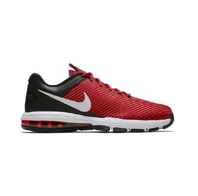 bc57980a9548d Hommes Nike Air Max Complet Ride Tr 1.5 Gym Baskets Rouge 869633 660