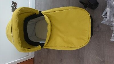 Graco evo, buggy/travel system, lime green
