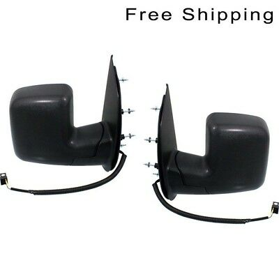 New FO1321396 Right//Passenger Side Mirror For Ford E-250 2010-2014