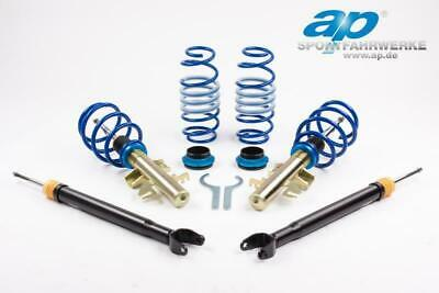 AP - Adjustable Coilover Kit For Mercedes C-Class (W204) sedan, without electr.