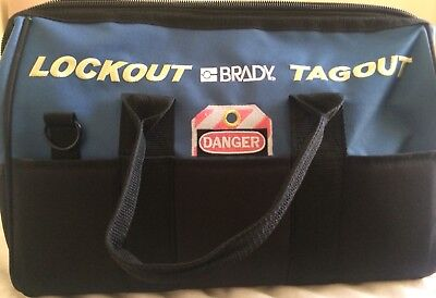 Brady Lockout Tagout Kit -