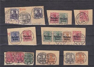 timbres allemagne deutsche Germanie  stamps